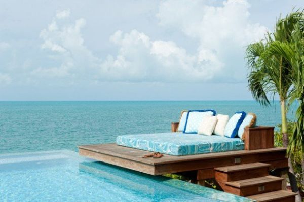 Dreamy relaxation with style.