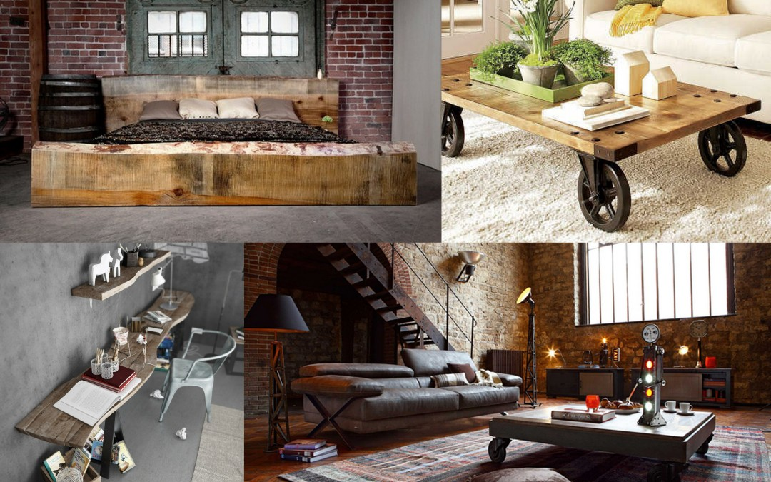 Industrial design ideas for your home
