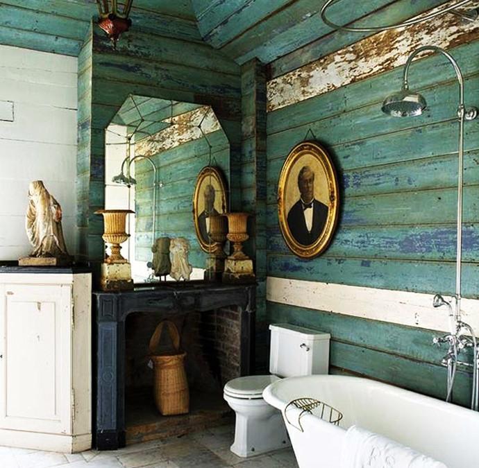 Ζεστάνετε το σπίτι σας με ξύλινους τοίχους