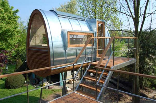 20 Garden pods for an office or extra room
