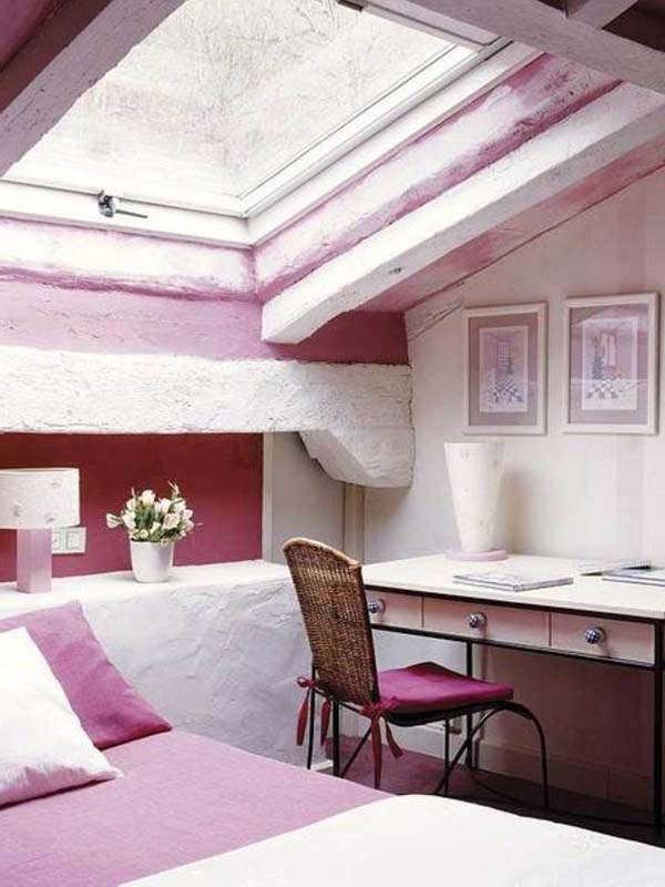 cute attic room ideas - 20 Fairy tale attic room ideas for your home