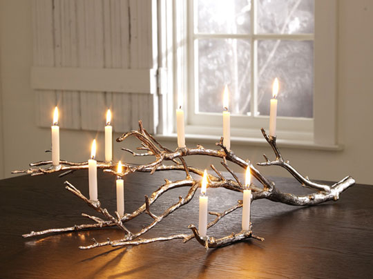 How to use branches in your home decor