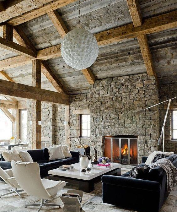 Making use of space – loft style.