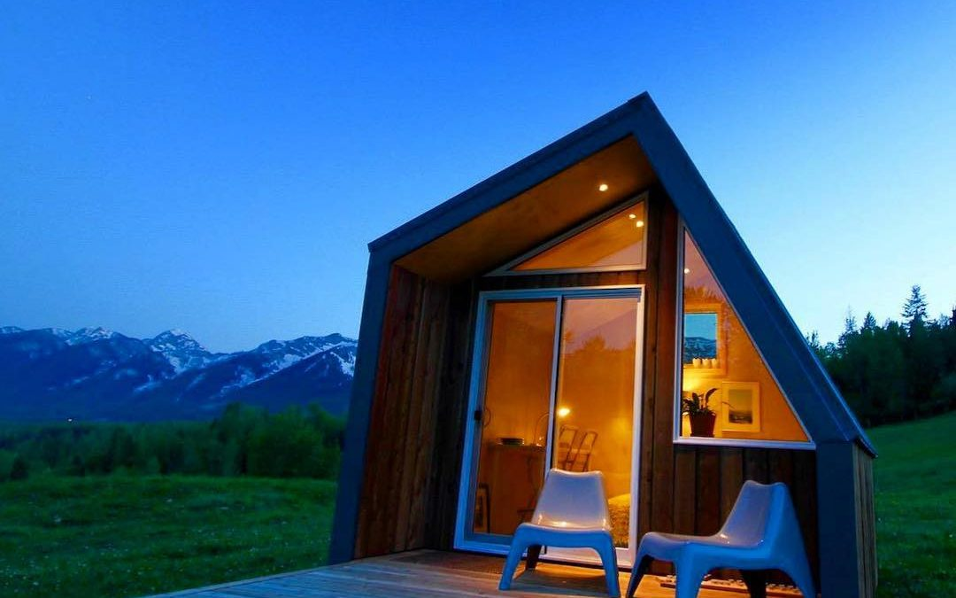 12 Tiny Eco Homes
