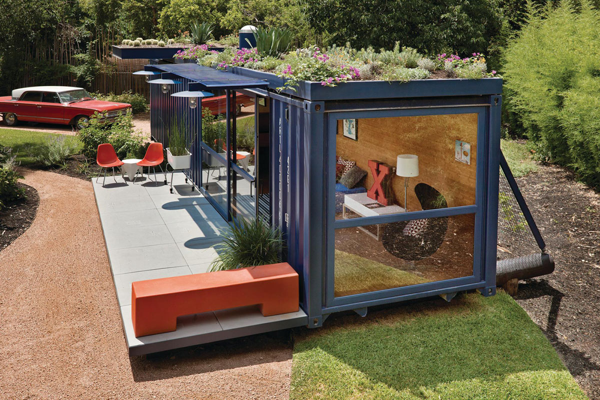 10 cool shipping container homes | ecotek