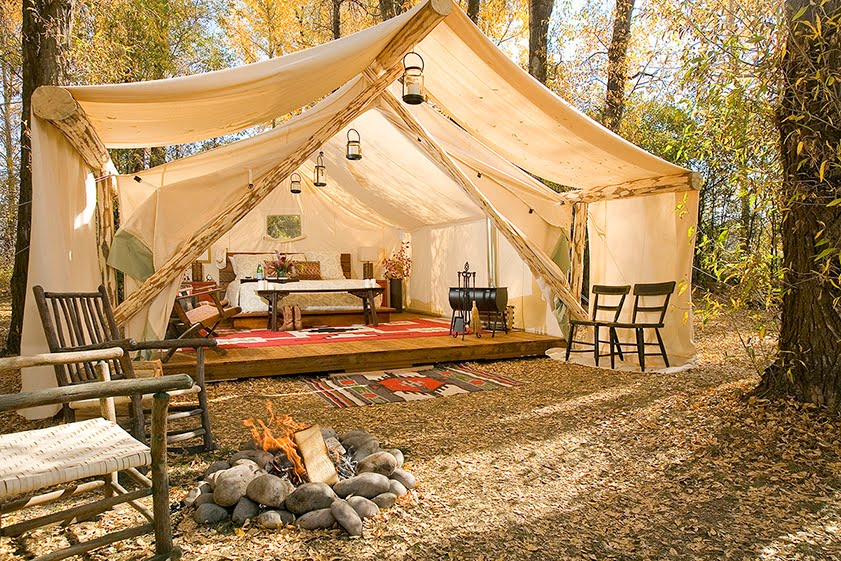 10 Reasons Why You Should Go Glamping for Your Next Vacation