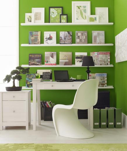 10 Cool Home Office Ideas
