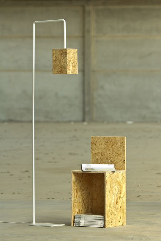#1 lamp by Federica Bubani: