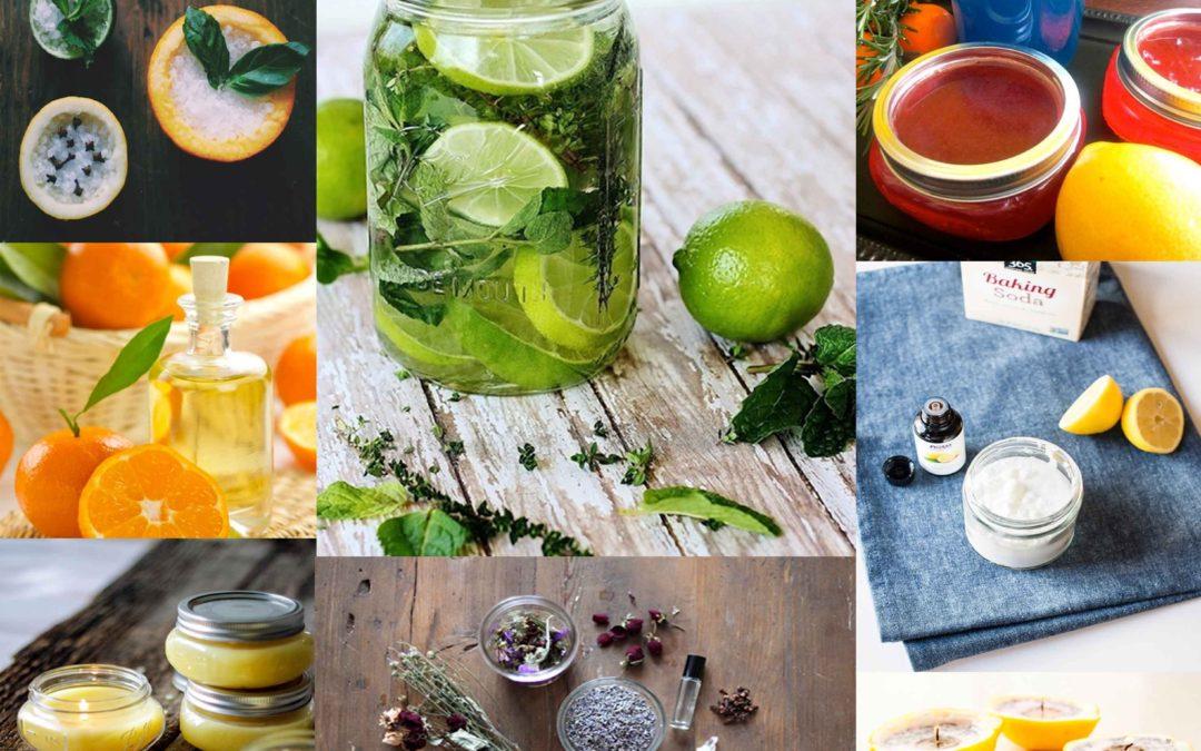 10 Φυσικοί Τρόποι Για Να Κάνετε Το Σπίτι Σας  Να Μυρίζει Καταπληκτικά