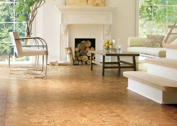 Image result for cork flooring