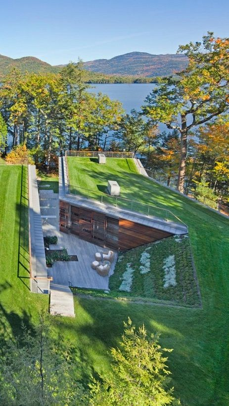 Lakeside Retreat by GLUCK (2) -1.: