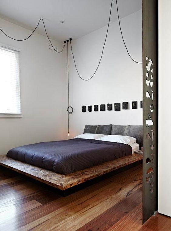 OSB: material charmoso e barato para revestir os móveis: