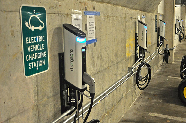 All New EU Homes to Have EV Chargers