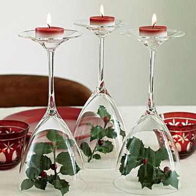 dining table decoration for christmas: