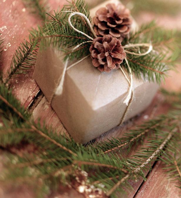 12 Alternative, Eco-Friendly & DIY Gift Wrapping Ideas