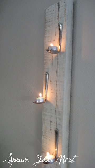 tea light spoons