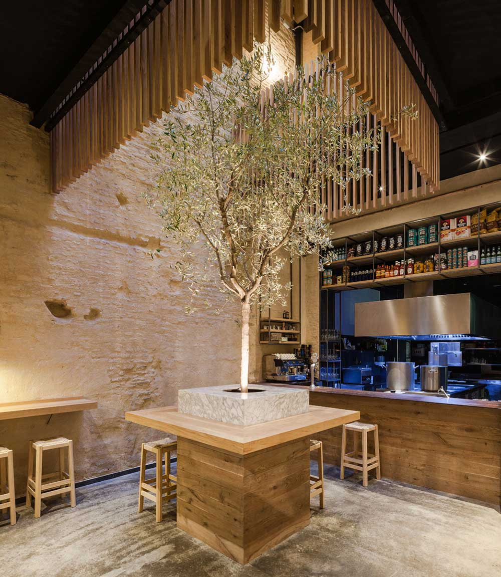 Donaire Arquitectos Restores an Old House into a New Restaurant | Yellowtrace