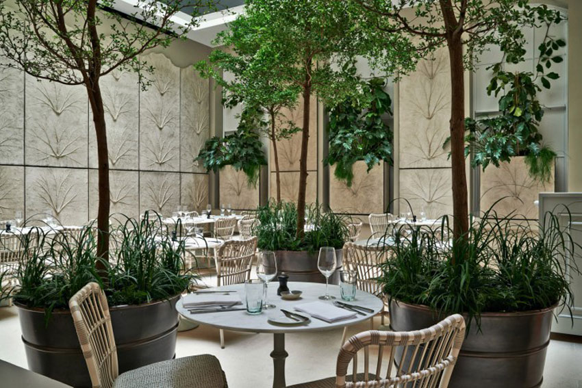 Skye Gyngell's Spring at Somerset House | Yellowtrace