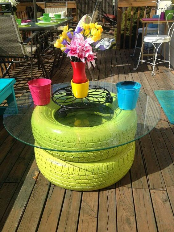 Backyard Seating Ideas: