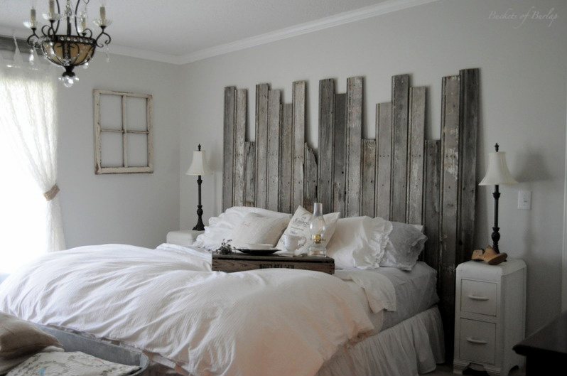 8 Easy DIY Headboard Ideas You Should Try