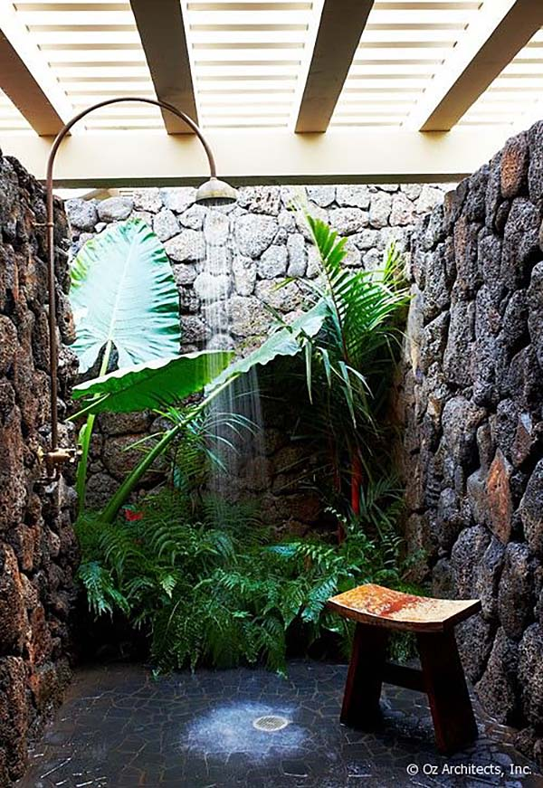 Awesome Outdoor Bathrooms-18-1 Kindesign