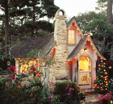 Fairytale Homes: 15 Tiny Storybook Cottages