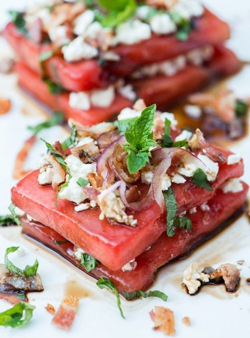 Watermelon Recipes for the Summer