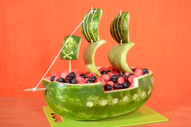 Cool things for you to try with watermelon carving