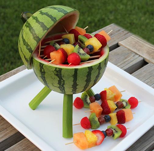 Watermelon Grill 5