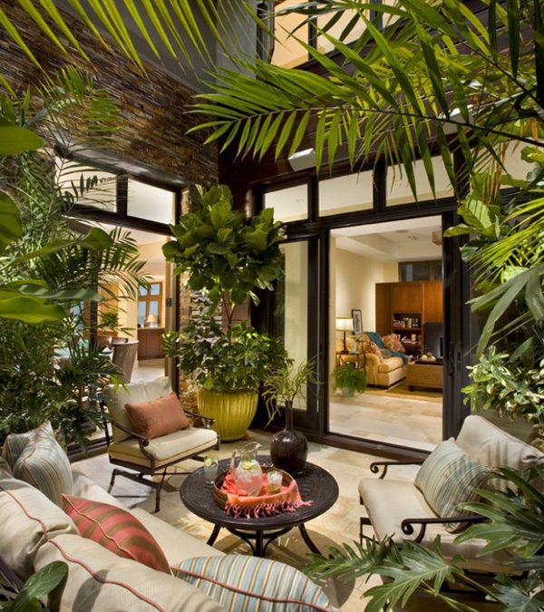 Inspiring Small Veranda Decorating Ideas