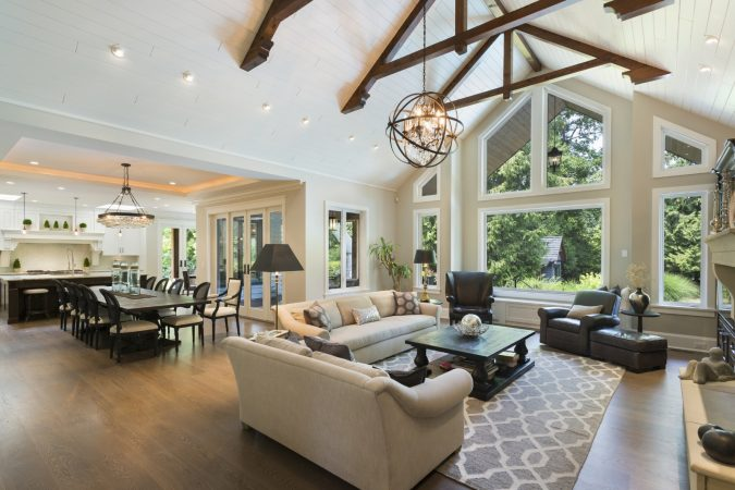 contemporary-interior-design-no-internal-walls-675x450 15+ Top Modern House Interior Designs for 2018!