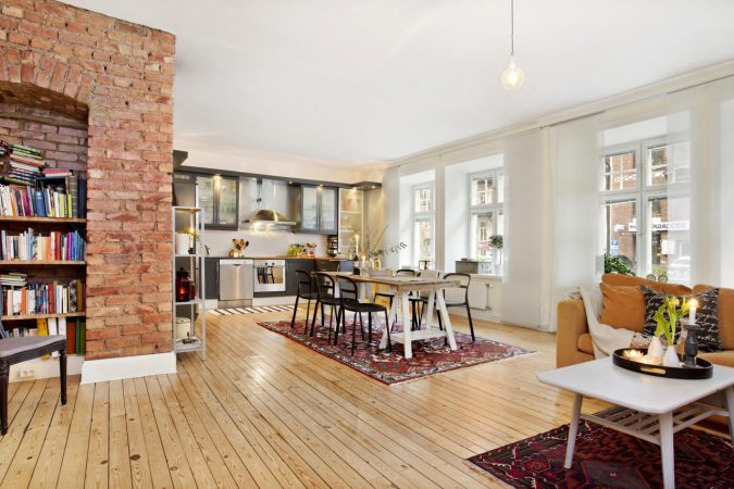 exposed-bricks-home-decor-2-675x450 The 15 Newest Interior Design Ideas for Your Home in 2017