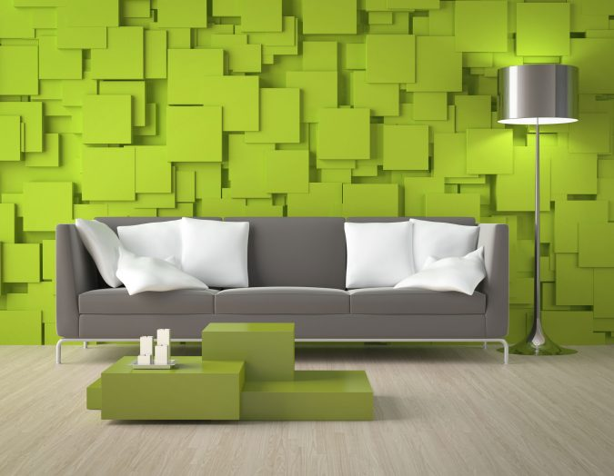 GEOMETRIC-SHAPES-wallpaper-675x524 The 15 Newest Interior Design Ideas for Your Home in 2017