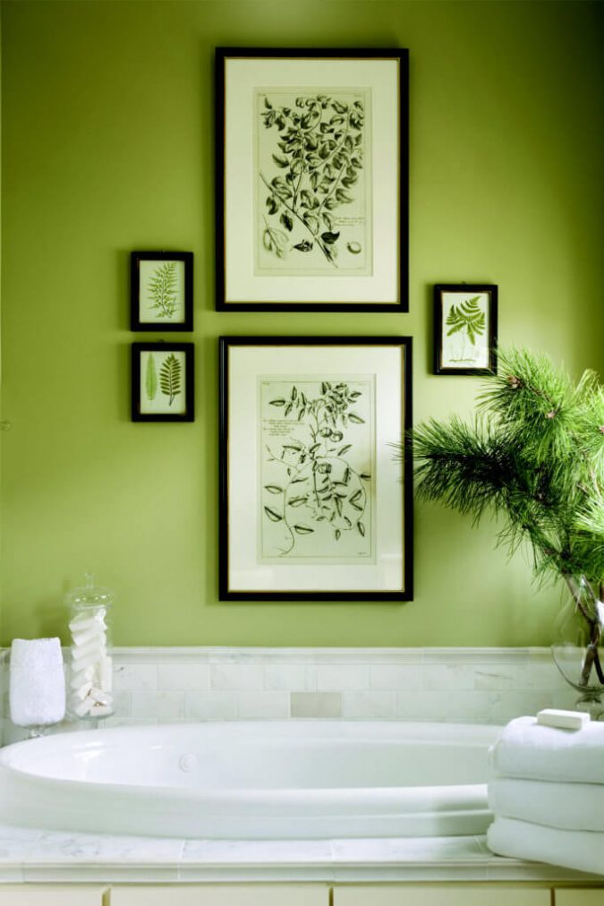 Green-decor-675x1012 The 15 Newest Interior Design Ideas for Your Home in 2017