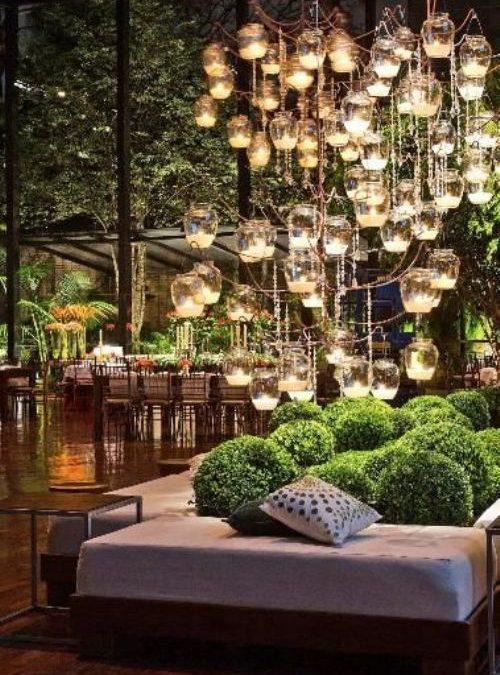 10 Ιδέες Για Φωτισμό Εξωτερικού Χώρου Για Έναν Κομψό Κήπο