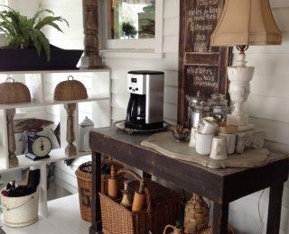 Μοναδικές Ιδέες Για Το Μπαρ Του Καφέ Σπίτι Σας – Σερβίρετε Τον Καφέ Δημιουργικά