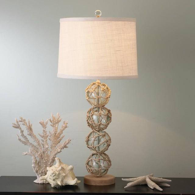 lamp-shades 25 Creative Rope Decor Design Ideas
