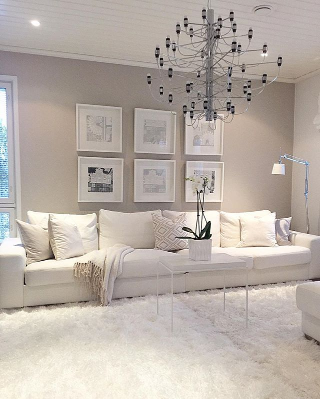 living-room-lighting 15+ Top Modern House Interior Designs for 2018!