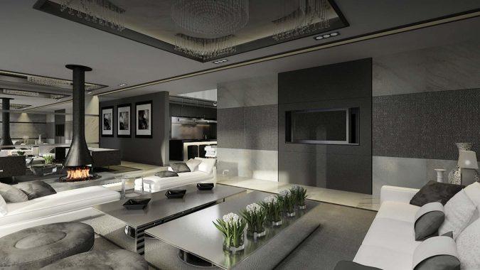 luxury-interior-design-living-room-675x380 15+ Top Modern House Interior Designs for 2018!