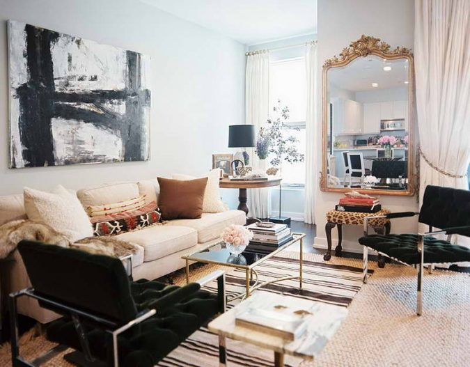 mixed-interior-design-ideas-675x527 The 15 Newest Interior Design Ideas for Your Home in 2017