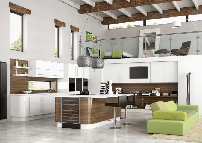 stainless-steel-decor-675x477 15+ Top Modern House Interior Designs for 2018!