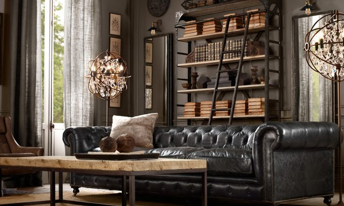 VINTAGE-interior-design-2-675x405 The 15 Newest Interior Design Ideas for Your Home in 2017
