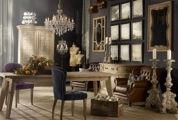 Vintage-Interior-design-Living-room-675x457 The 15 Newest Interior Design Ideas for Your Home in 2017