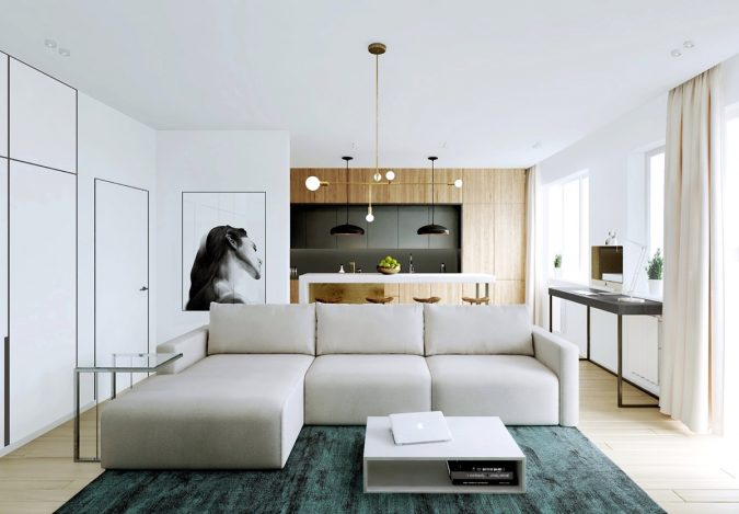 wall-art-interior-design-675x469 15+ Top Modern House Interior Designs for 2018!