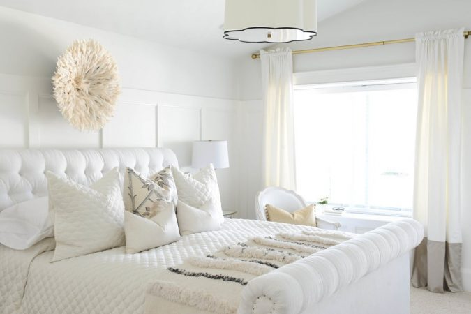 white-and-off-white-interior-design-How-Decorate-White-675x450 The 15 Newest Interior Design Ideas for Your Home in 2017