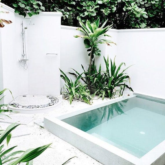 How To Fit A Pool Into A Small Garden