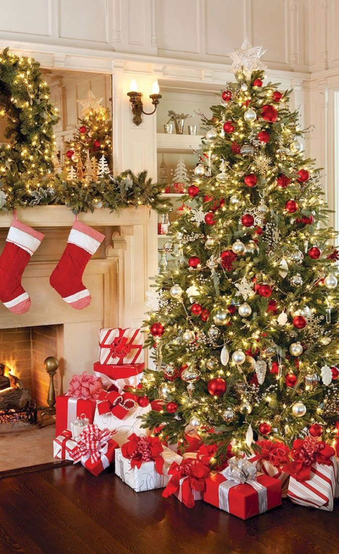 classic-christmas-tree-675x1103 Top 10 Christmas Decoration Ideas & Trends 2018