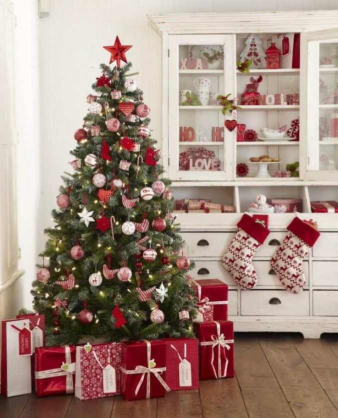 classic-traditional-christmas-tree-675x834 Top 10 Christmas Decoration Ideas & Trends 2018