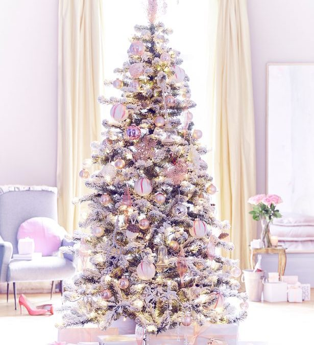 top 10 christmas decoration ideas trends for 2018 - Pink Christmas Decorations Ideas