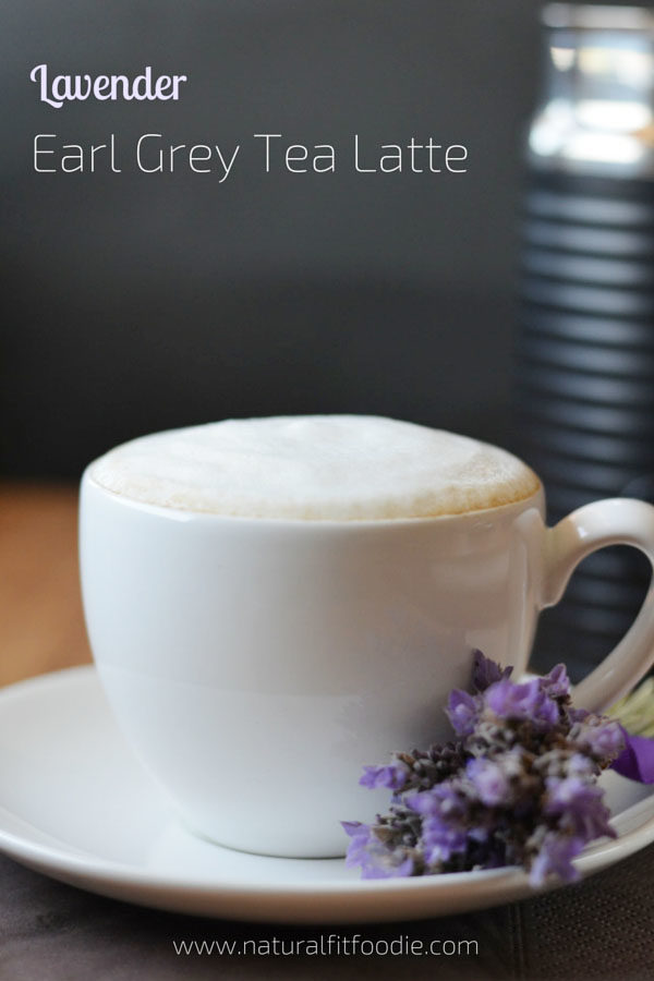 lavender earl grey tea latte